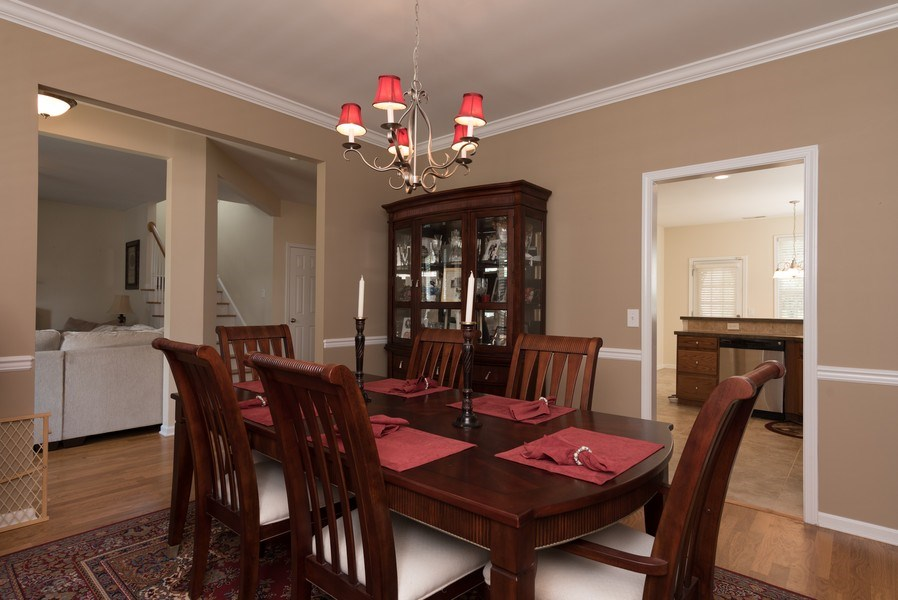 Real Estate Photography - 294 River Birch Cir, Mooresville, NC, 28115 - Dining Room