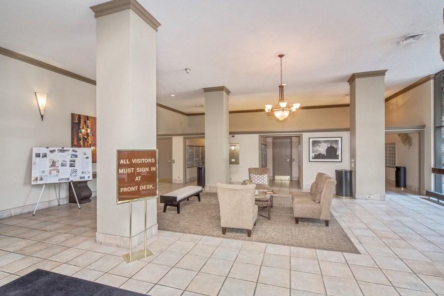 Real Estate Photography - 1020 15th Street Unit U-15A, Denver, CO, 80202 - Lobby