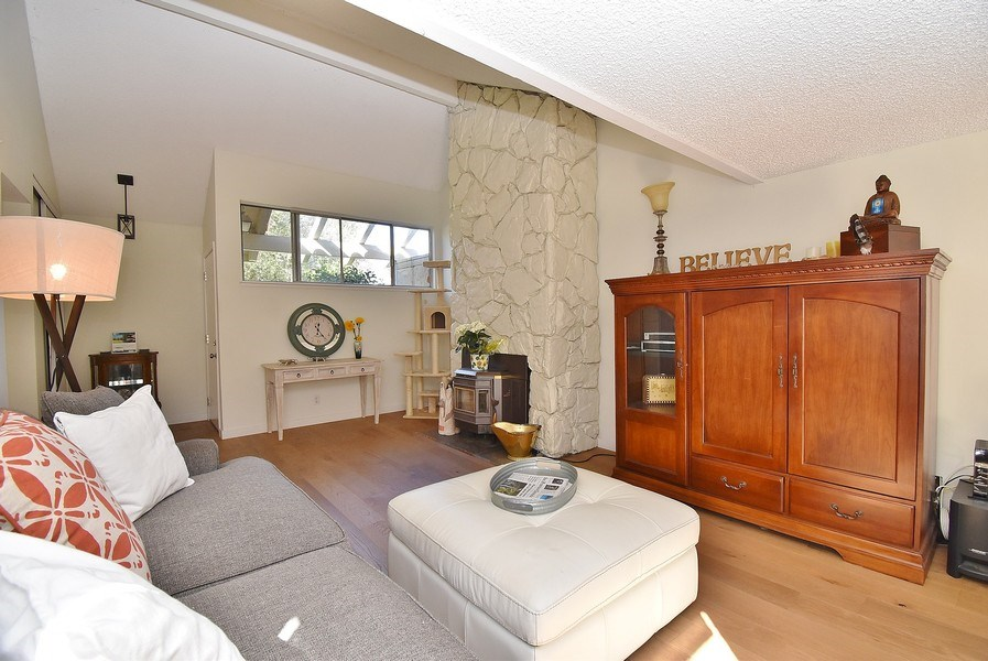 Real Estate Photography - 1666 Calle Santa Anna, Pleasanton, CA, 94566 - Living Room