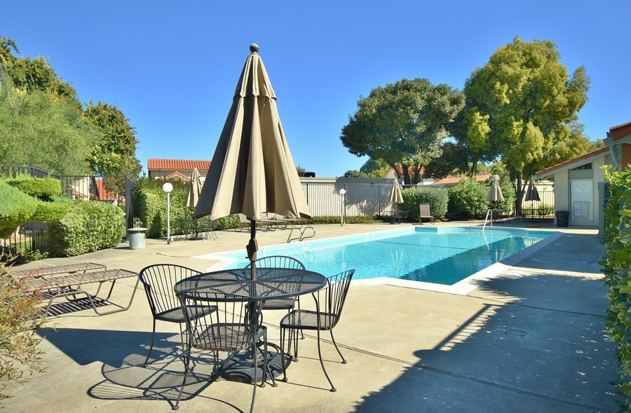 Real Estate Photography - 1666 Calle Santa Anna, Pleasanton, CA, 94566 - Pool