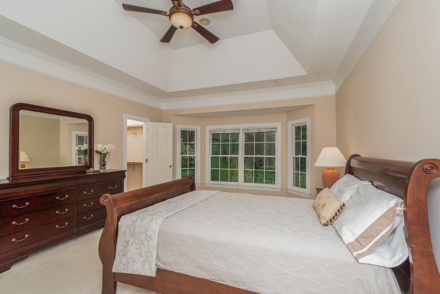 Real Estate Photography - 104 Wexwood Ct, Cary, NC, 27519 - Master Bedroom
