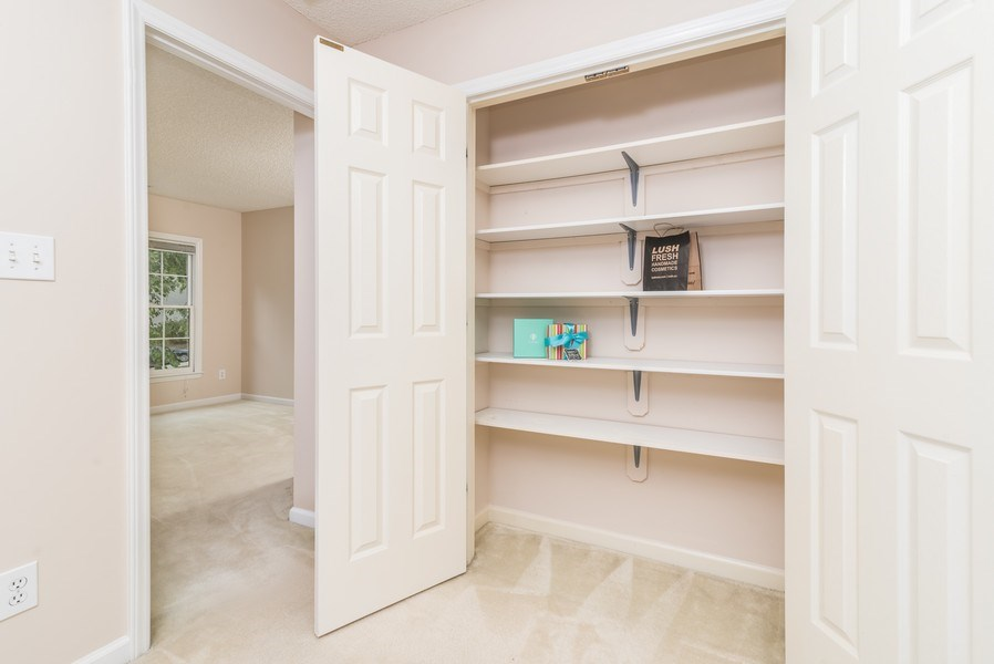 Real Estate Photography - 104 Wexwood Ct, Cary, NC, 27519 - Closet