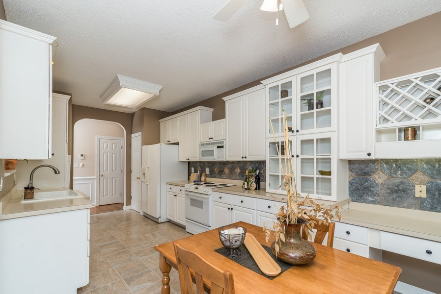 Real Estate Photography - 104 Wexwood Ct, Cary, NC, 27519 - Kitchen