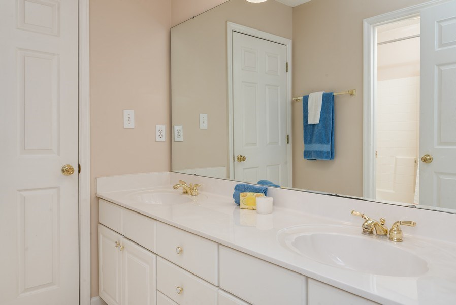 Real Estate Photography - 104 Wexwood Ct, Cary, NC, 27519 - Bathroom