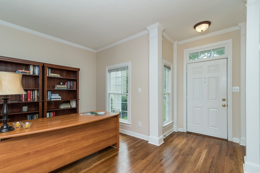 Real Estate Photography - 104 Wexwood Ct, Cary, NC, 27519 - Entryway