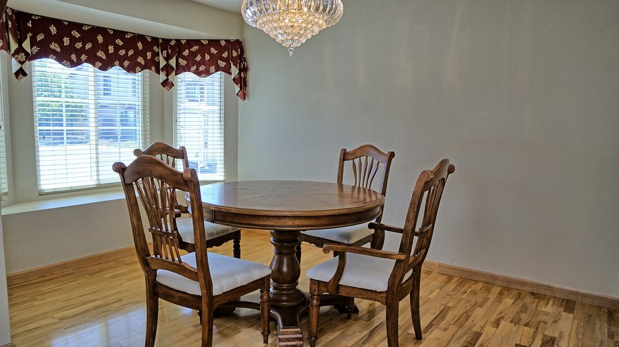 Real Estate Photography - 1031 Kiser Dr, San Jose, CA, 95120 - Dining Room