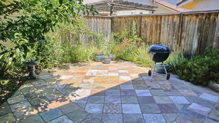 Real Estate Photography - 1031 Kiser Dr, San Jose, CA, 95120 - Back Yard