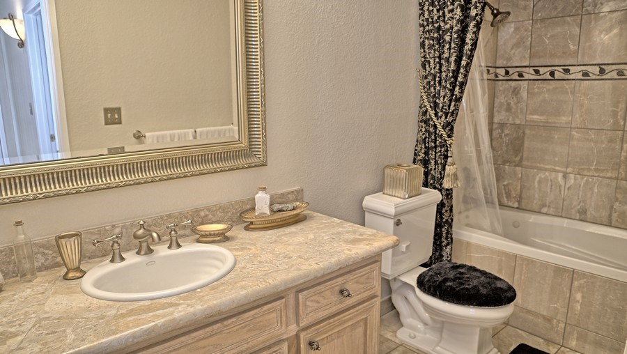 Real Estate Photography - 1031 Kiser Dr, San Jose, CA, 95120 - Bathroom