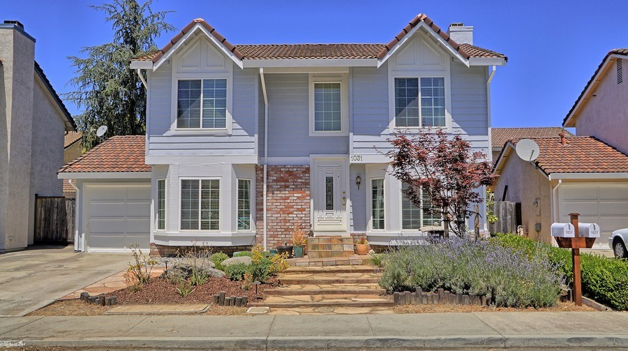 Real Estate Photography - 1031 Kiser Dr, San Jose, CA, 95120 - Front View