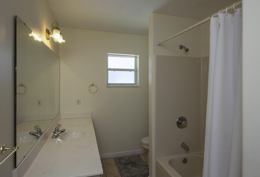 Real Estate Photography - 15 Coral Reef Court N, Palm Coast, FL, 32137 - Bathroom