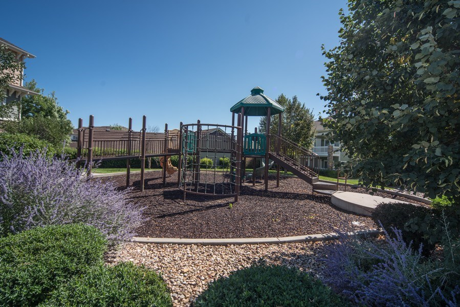 Real Estate Photography - 9527 Pearl Cir, Unit 102, Parker, CO, 80134 - Park View