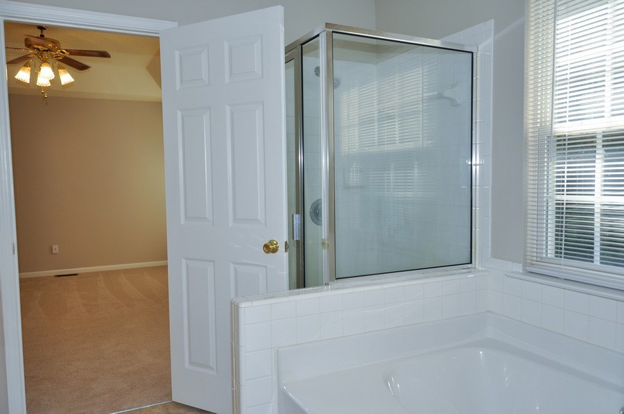 Real Estate Photography - 111 Rolling Stone Ct, Mooresville, NC, 28117 - Master Bathroom