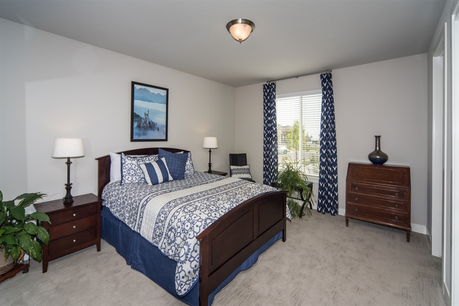 Real Estate Photography - 19612 W 95th Pl, Arvada, CO, 80007 - Private Main Level Guest Suite