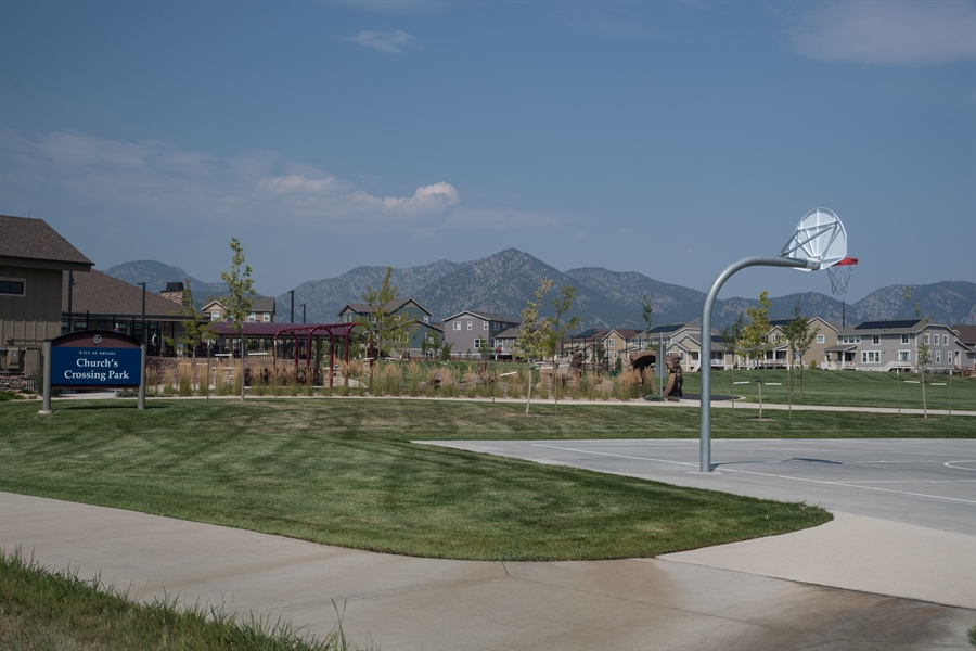 Real Estate Photography - 19612 W 95th Pl, Arvada, CO, 80007 - Walk to numerous community parks