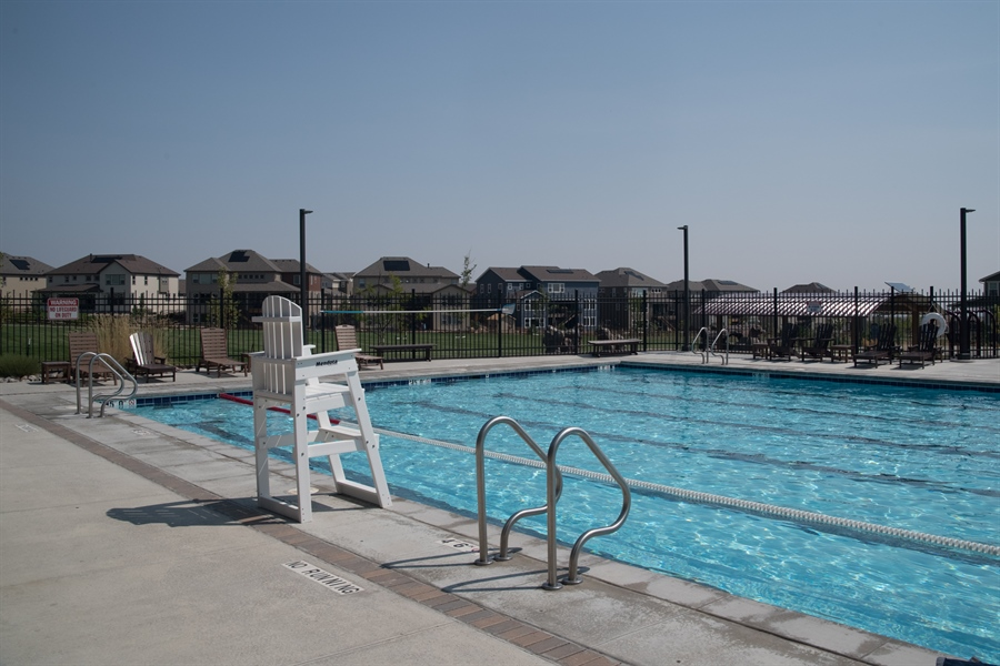 Real Estate Photography - 19612 W 95th Pl, Arvada, CO, 80007 - Two Community Pools