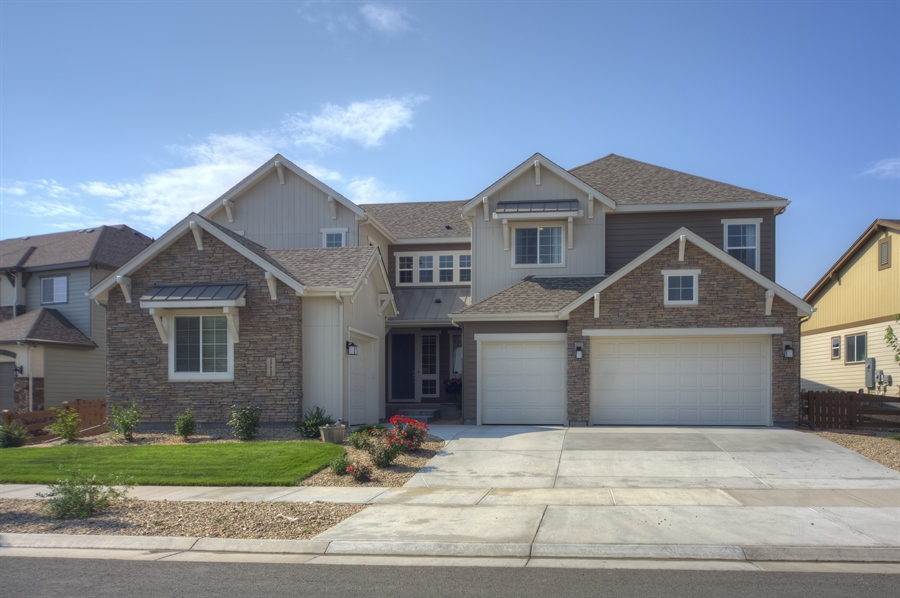 Real Estate Photography - 19612 W 95th Pl, Arvada, CO, 80007 - Your new home: 19612 W 95th Place!