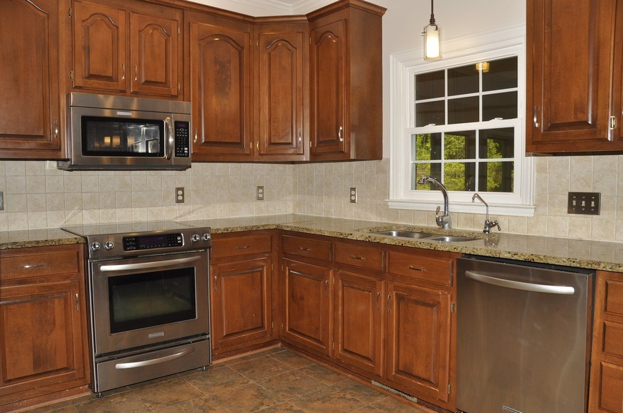 Real Estate Photography - 5385 Stone brook Ct, Davidson, NC, 28036 - Kitchen