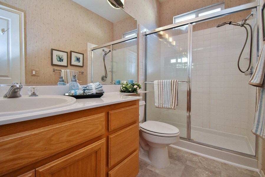 Real Estate Photography - 4143 Torino Ct, Pleasanton, CA, 94588 - Master Bathroom