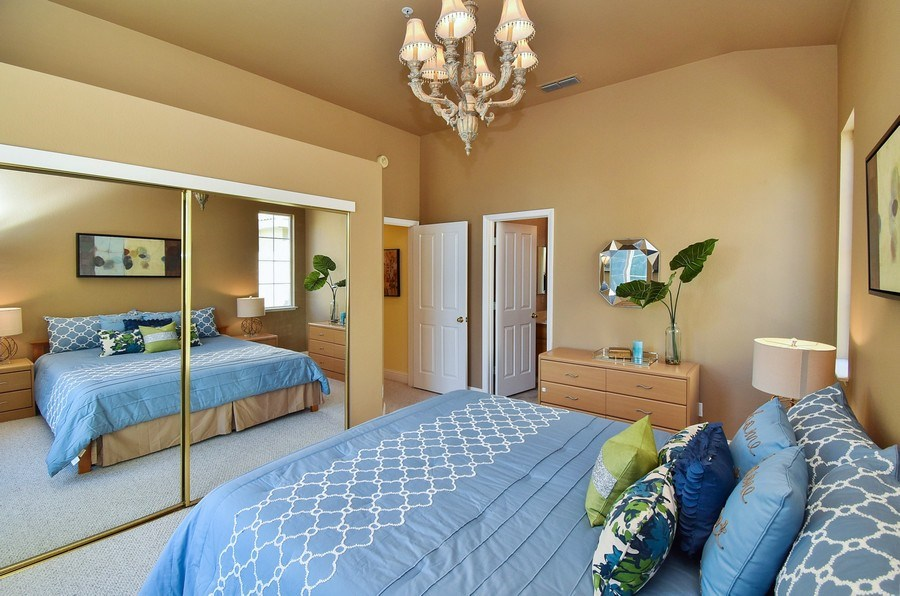 Real Estate Photography - 4143 Torino Ct, Pleasanton, CA, 94588 - Master Bedroom