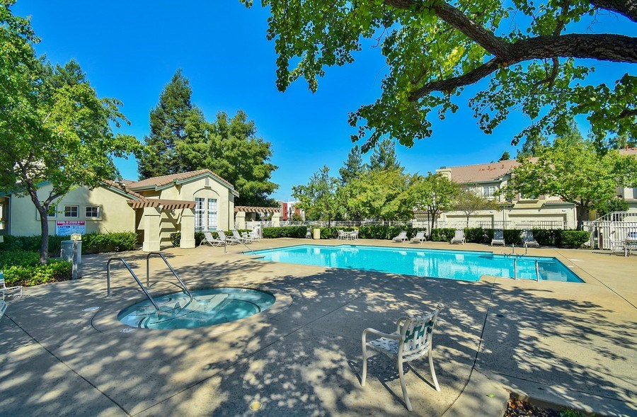 Real Estate Photography - 4143 Torino Ct, Pleasanton, CA, 94588 - Pool