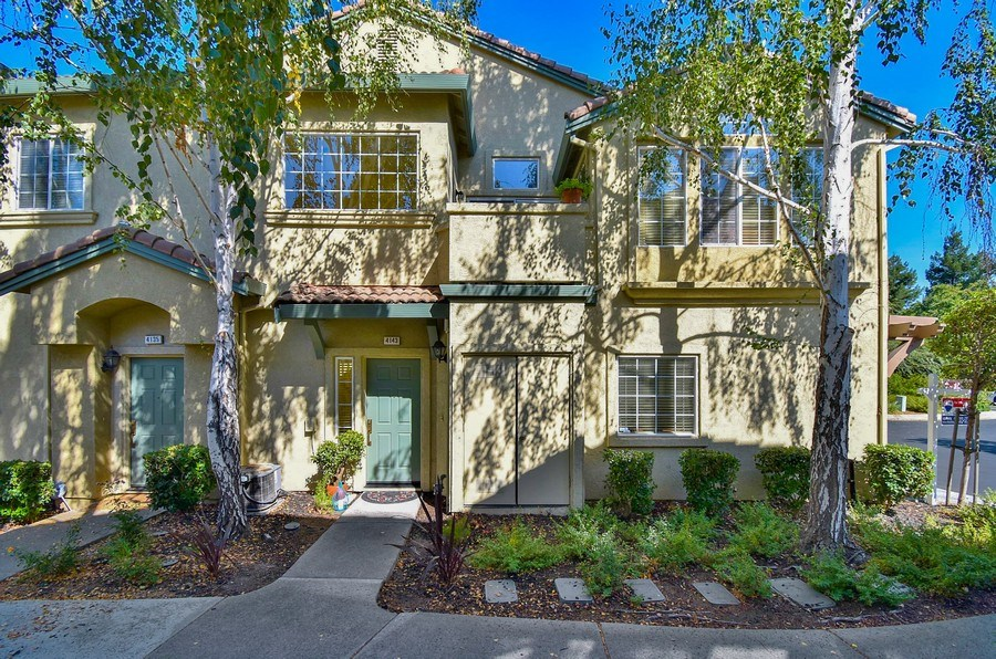 Real Estate Photography - 4143 Torino Ct, Pleasanton, CA, 94588 - Front View