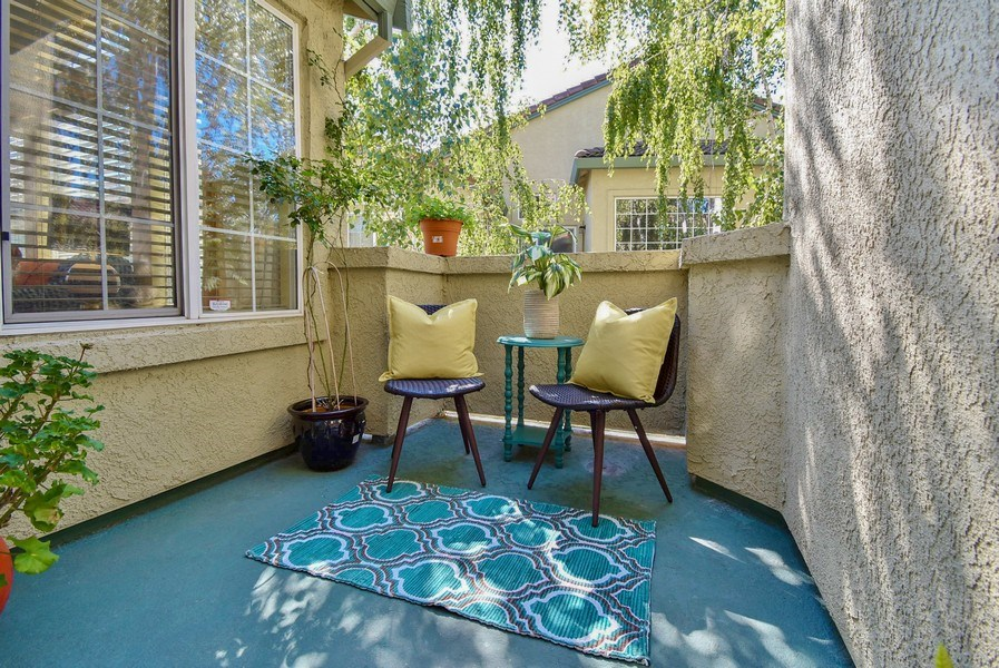 Real Estate Photography - 4143 Torino Ct, Pleasanton, CA, 94588 - Patio