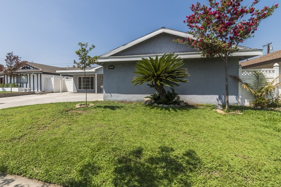 Real Estate Photography - 1725 N Concerto Dr, Anaheim, CA, 92807 - Front View