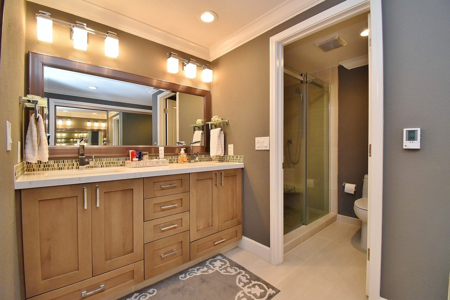Real Estate Photography - 563 Rolling Hills Ln, Danville, CA, 94526 - Master Bathroom