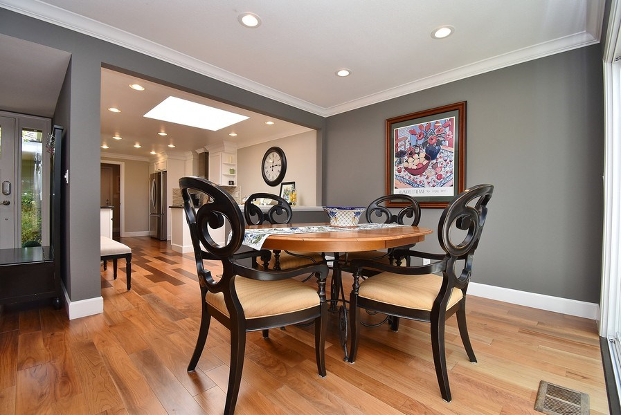 Real Estate Photography - 563 Rolling Hills Ln, Danville, CA, 94526 - Dining Room