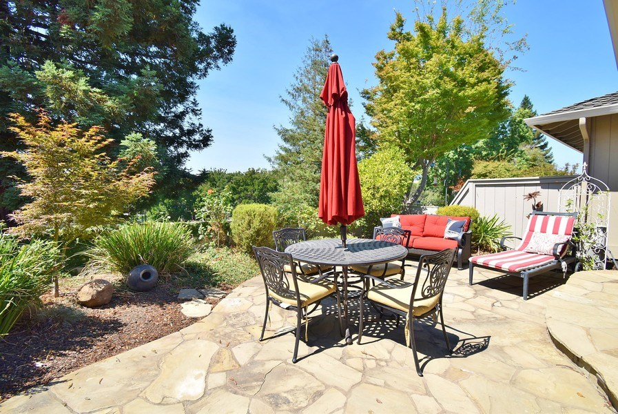 Real Estate Photography - 563 Rolling Hills Ln, Danville, CA, 94526 - Back Yard