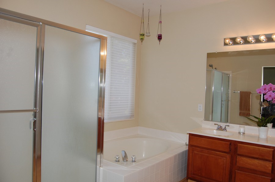 Real Estate Photography - 467 Fort Collins, Reno, NV, 89511 - Master Bathroom