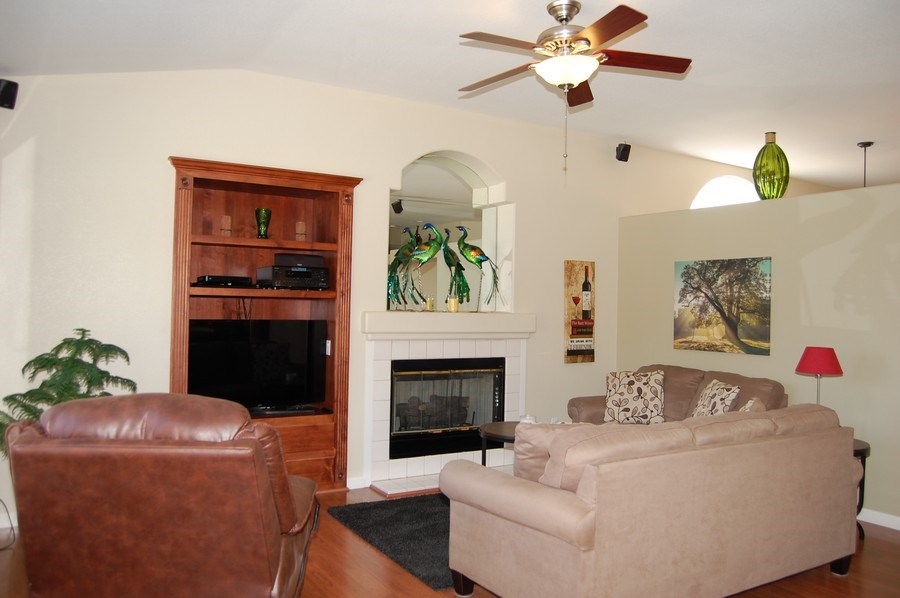 Real Estate Photography - 467 Fort Collins, Reno, NV, 89511 - Family Room