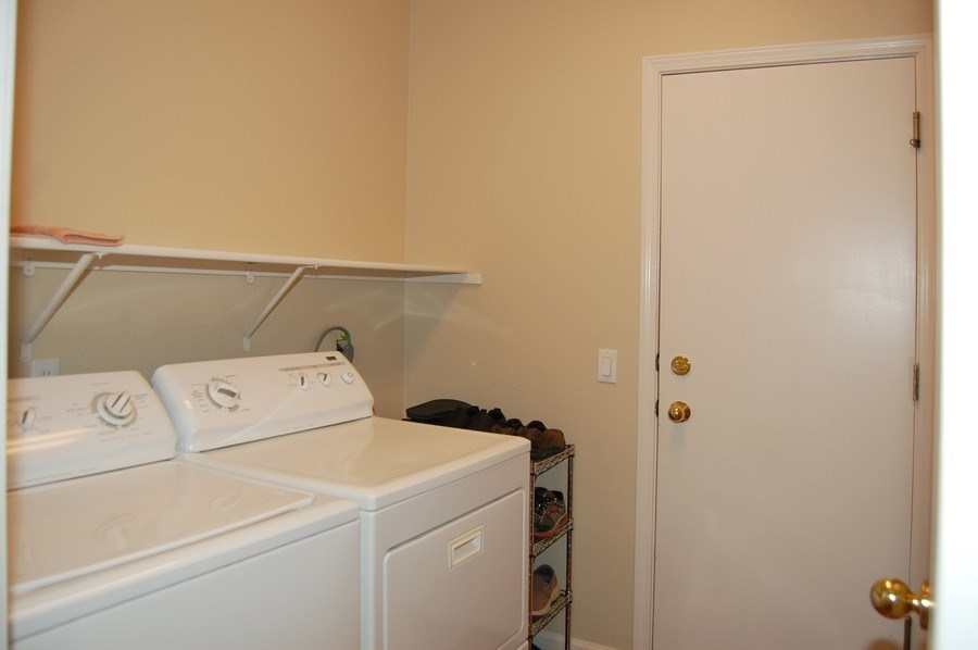 Real Estate Photography - 467 Fort Collins, Reno, NV, 89511 - Laundry Room