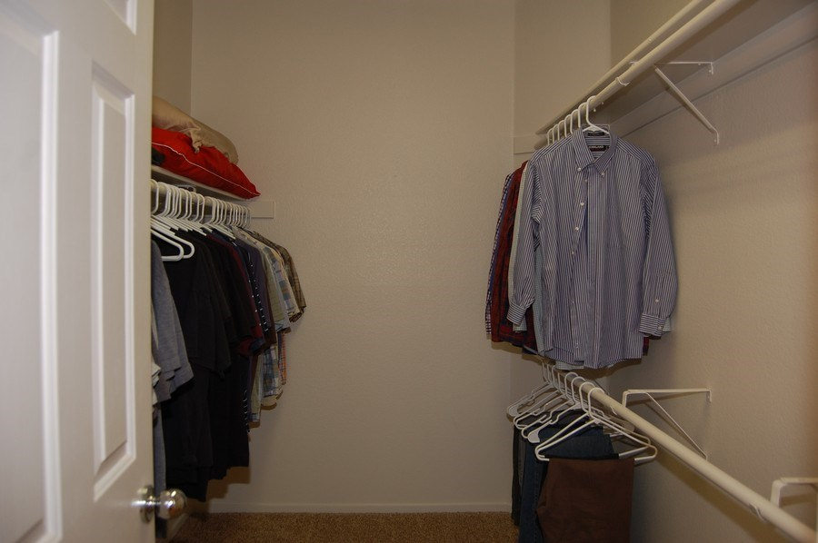 Real Estate Photography - 467 Fort Collins, Reno, NV, 89511 - Closet