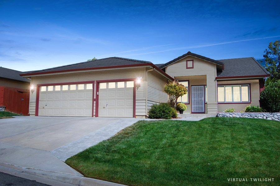 Real Estate Photography - 467 Fort Collins, Reno, NV, 89511 - Front View