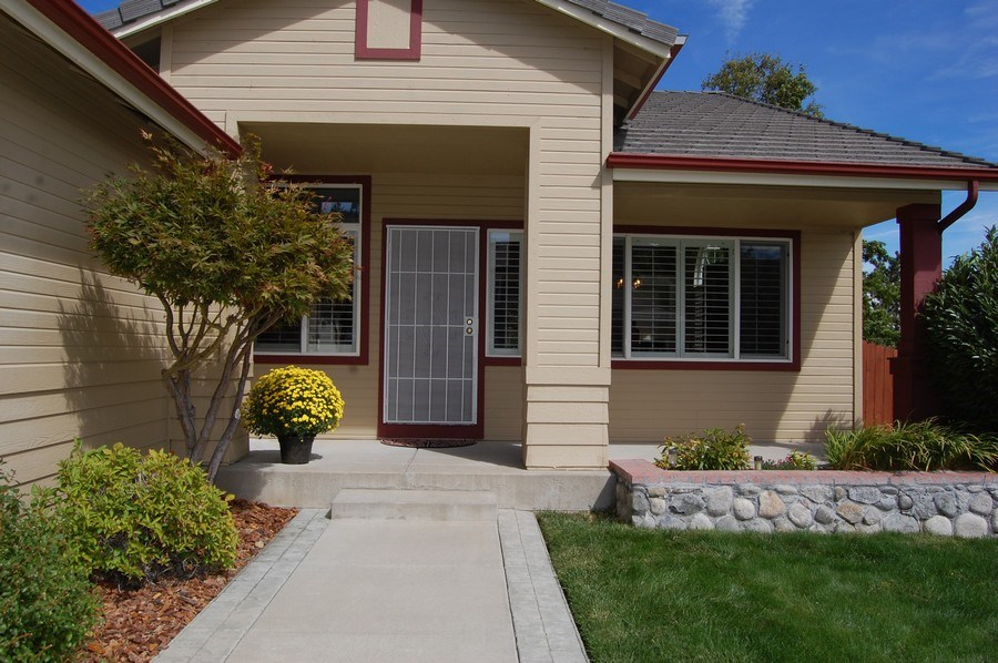Real Estate Photography - 467 Fort Collins, Reno, NV, 89511 - Porch