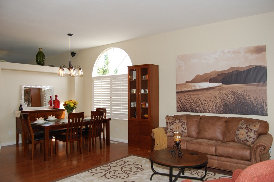 Real Estate Photography - 467 Fort Collins, Reno, NV, 89511 - Living Room / Dining Room
