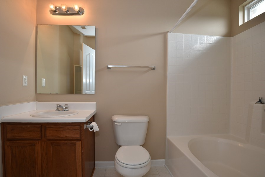Real Estate Photography - 13432 Delstone Dr, Huntersville, NC, 28078 - Master Bathroom