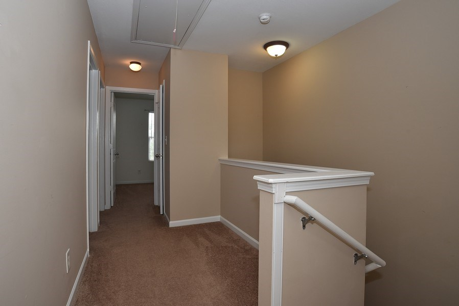 Real Estate Photography - 13432 Delstone Dr, Huntersville, NC, 28078 - Hallway