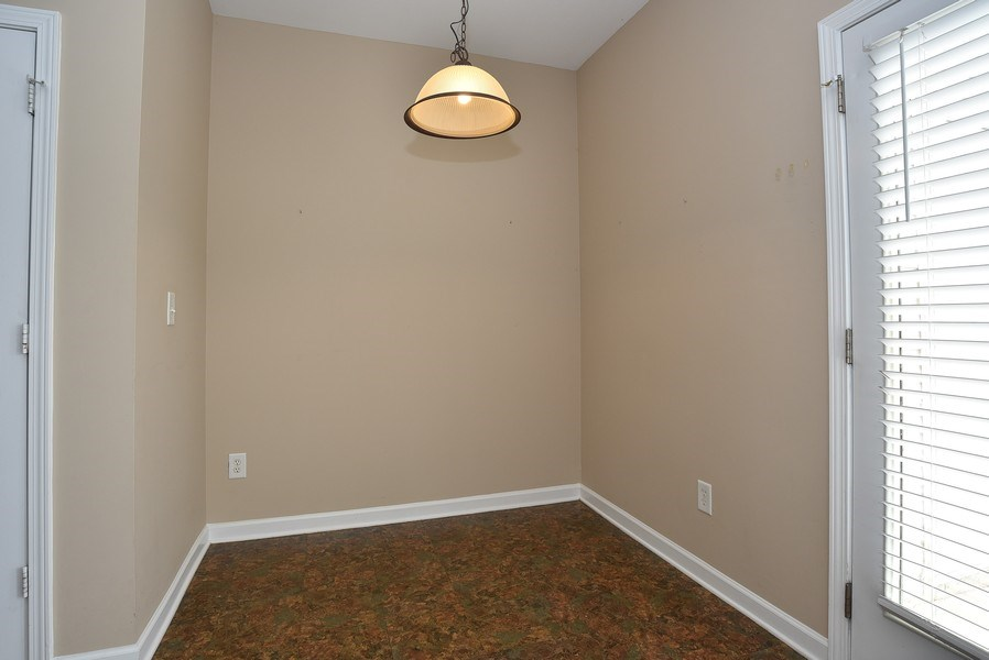 Real Estate Photography - 13432 Delstone Dr, Huntersville, NC, 28078 - Breakfast Nook