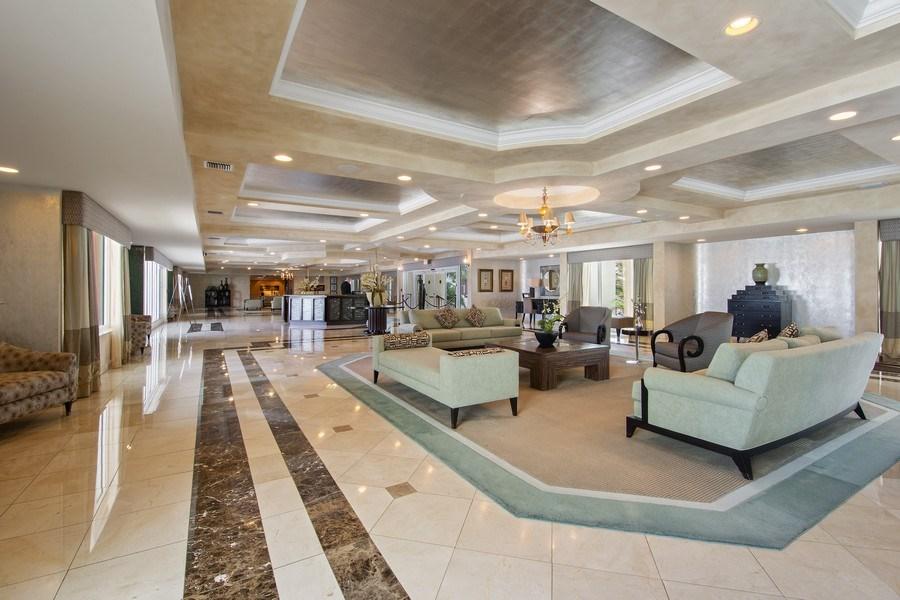 Real Estate Photography - 3410 Galt Ocean Dr, 1101, Ft Lauderdale, FL, 33308 - Lobby