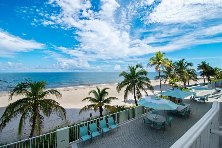 Real Estate Photography - 3410 Galt Ocean Dr, 1101, Ft Lauderdale, FL, 33308 - Ocean View