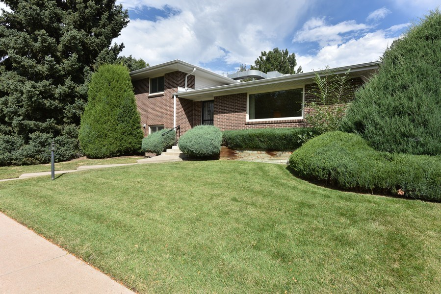 Real Estate Photography - 2106 S. Harlan Street, Denver, CO, 80227 - Front right side