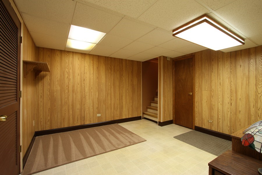 Real Estate Photography - 816 Sandra Ln., Cary, IL, 60013 - Lower Level