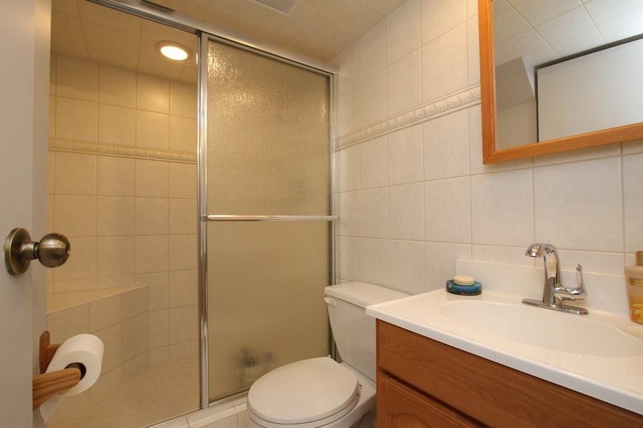 Real Estate Photography - 816 Sandra Ln., Cary, IL, 60013 - Bathroom