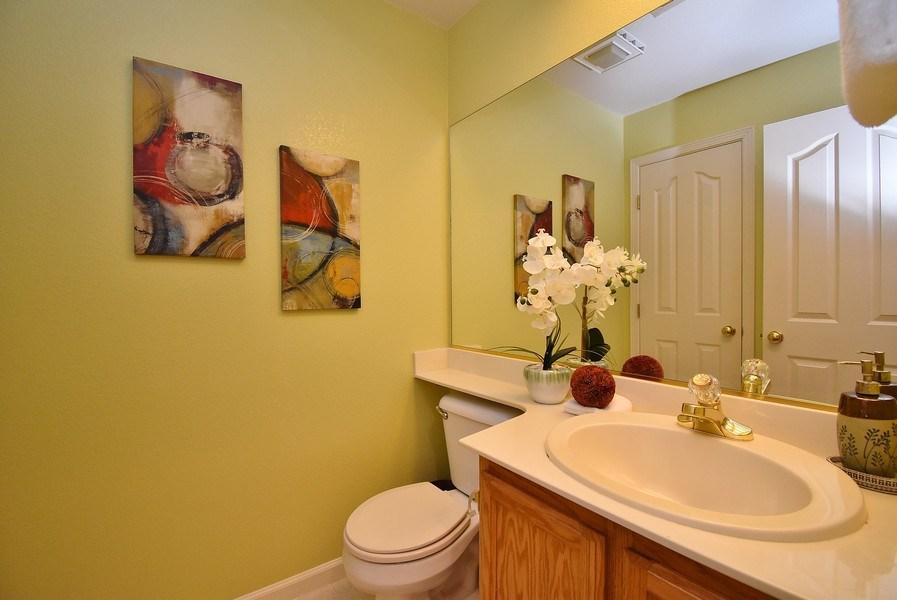 Real Estate Photography - 412 Camino Arroyo W, Danville, CA, 94506 - Half Bath