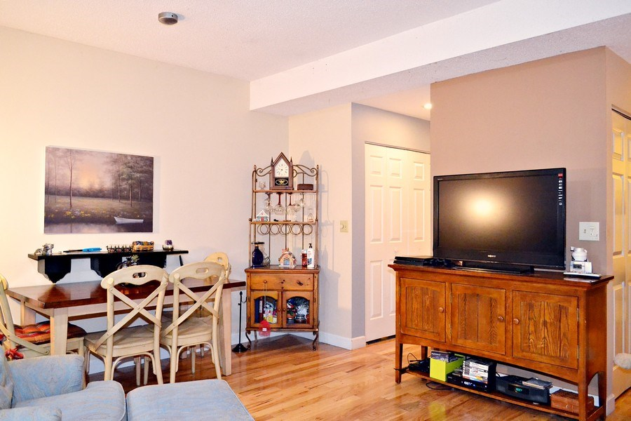 Real Estate Photography - 201 Bedford Road, 54, Woburn, MA, 01801 - Living Room / Dining Room