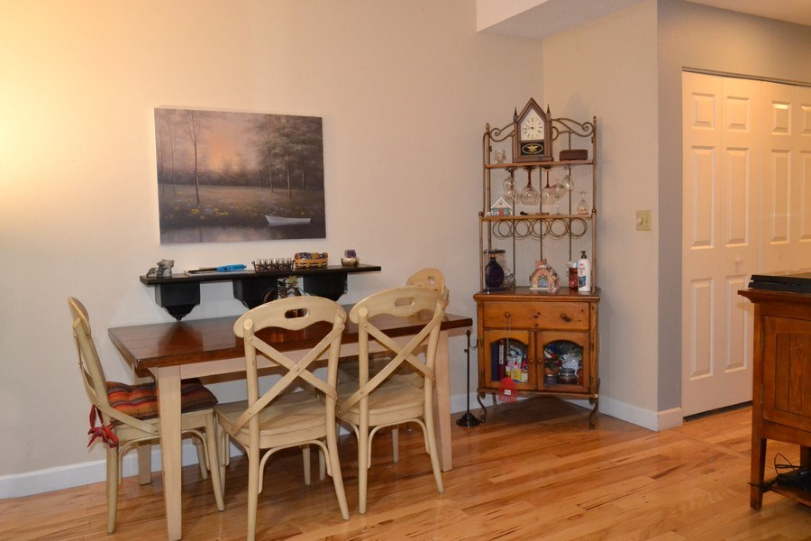 Real Estate Photography - 201 Bedford Road, 54, Woburn, MA, 01801 - Living Room/Dining Room