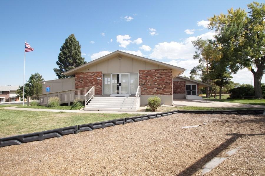 Real Estate Photography - 9085 E Nassau Ave, Denver, CO, 80237 - Clubhouse
