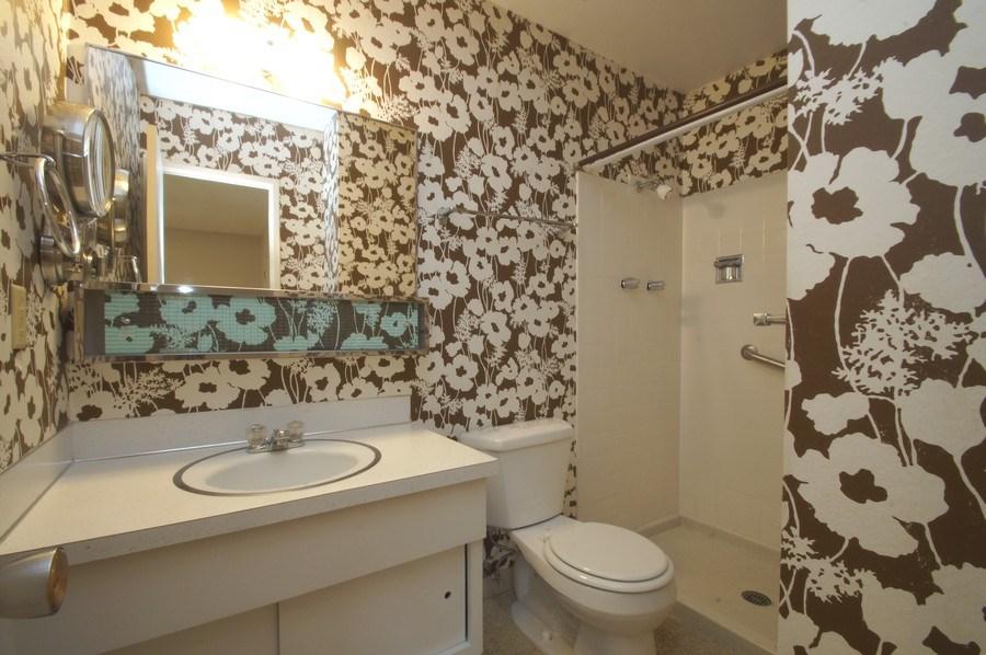 Real Estate Photography - 9085 E Nassau Ave, Denver, CO, 80237 - Master Bathroom